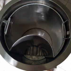 ống trụng bán nguyệt